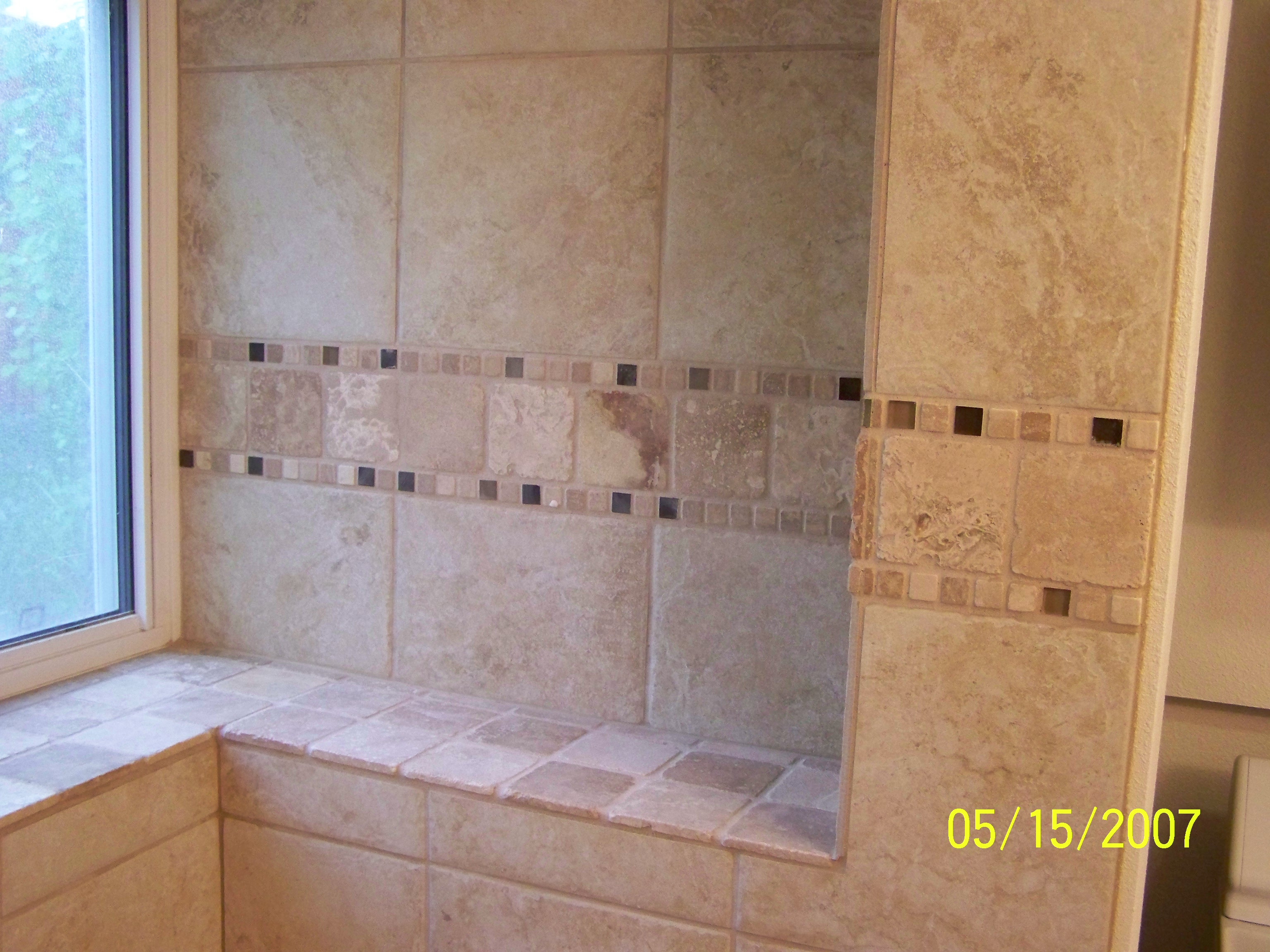 TUB SURROUNDS - SUBWAY TILE BATHTUB SURROUND